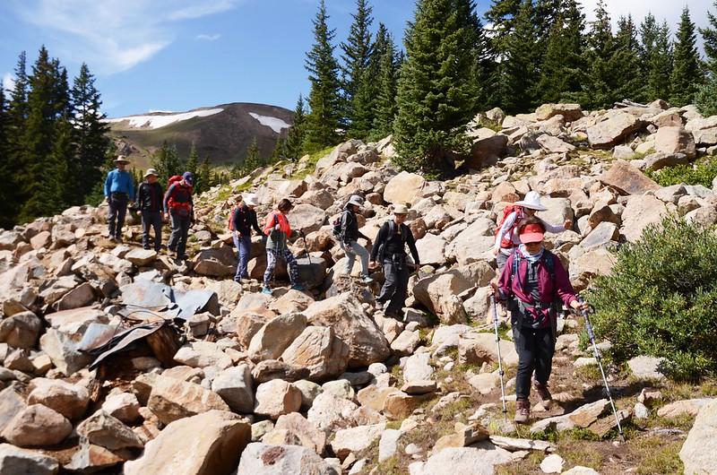 Berthoud Pass Ditch Trail, Colorado  (5)