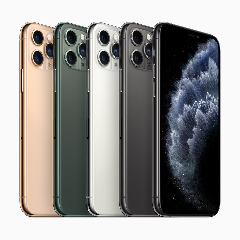 Singtel iPhone 11, 11 Pro, And 11 Pro Max Price Plans