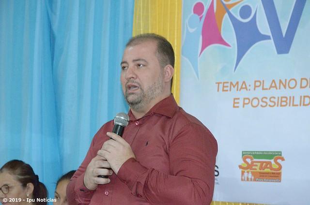 VIII Conferência Municipal de Assistência Social de Pires Ferreira