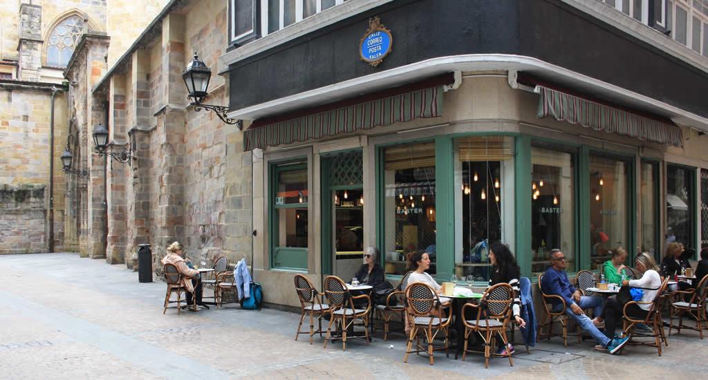 Baster: leuk café in Bilbao | Mooistestedentrips.nl