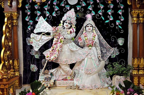ISKCON London Deity Darshan 11 Sep 2019