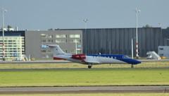 Learjet 45 c/n 45-308 Luxembourg Air Rescue registration LX-LAA