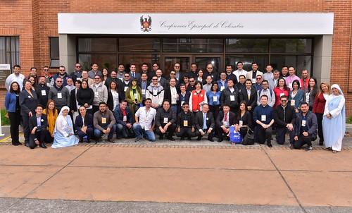 Encuentro Nacional de delegados de comunicación y otras realidades eclesiales