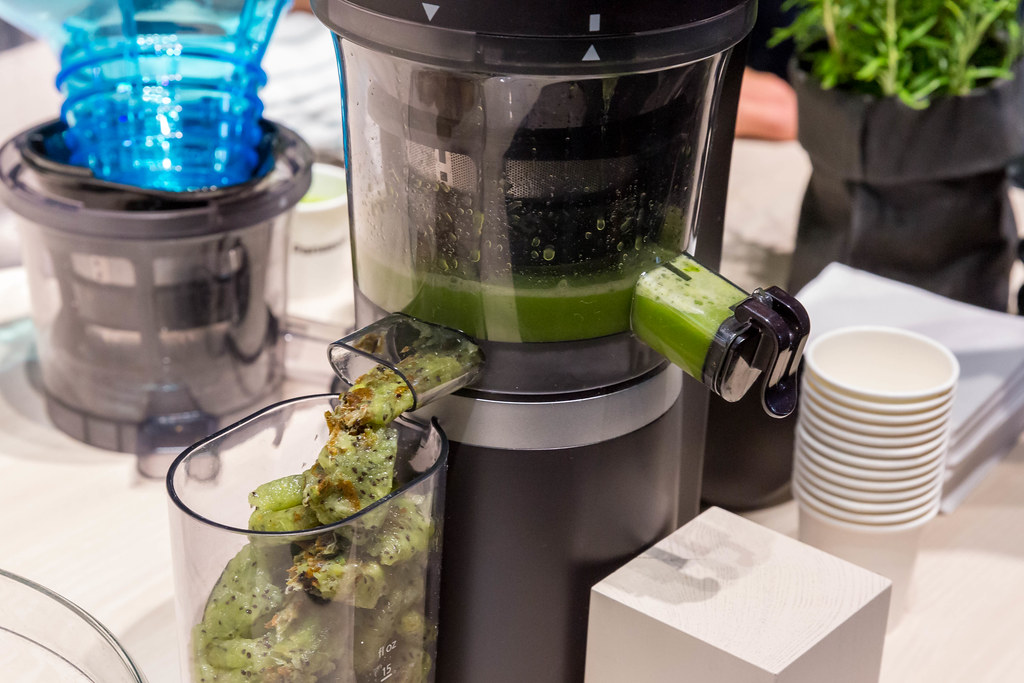 nutrient absorption from juicing