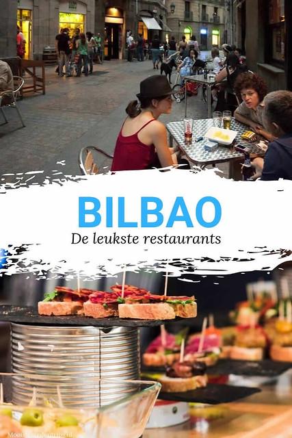 Pintxos Bilbao: bekijk de leukste restaurants in Bilbao, Spanje | Mooistestedentrips.nl