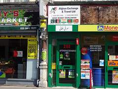 Picture of Afghan Exchange And Travel, 208 London Road
