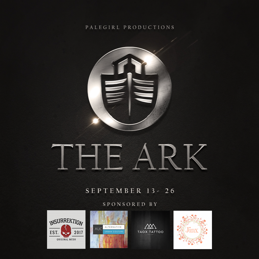 The Ark is presented by: Pale Girl Productions