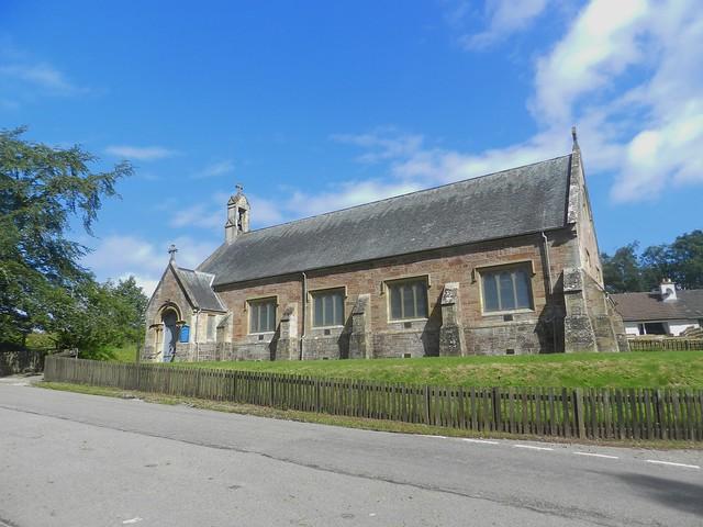 Ardross Parish Church, Ardross, July 2019