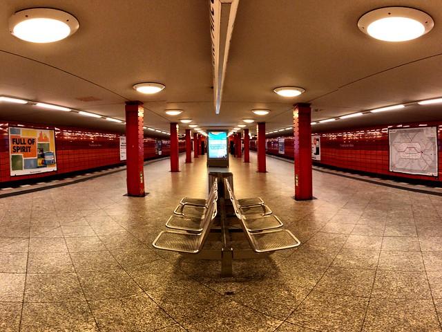 Underground symmetry since 1930th