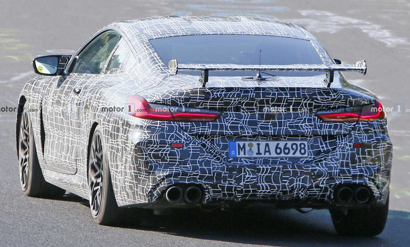 bmw-m8-with-additional-rear-wing-spy-photo (3)
