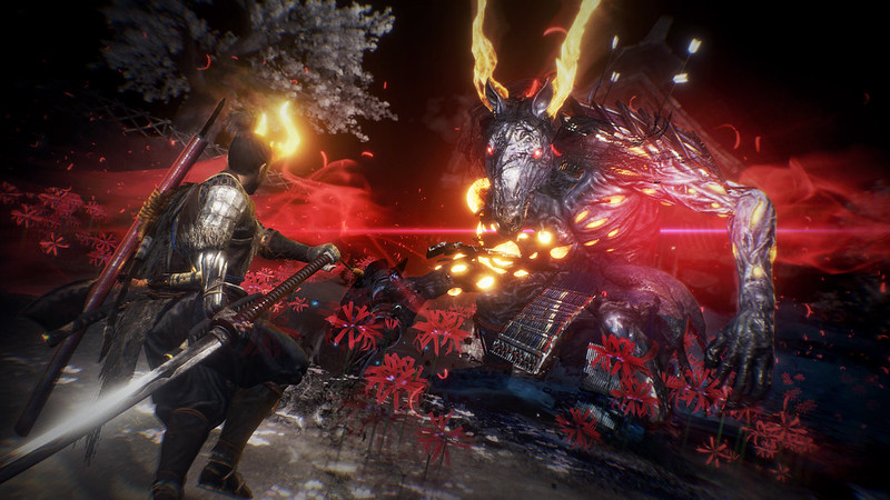 48717031763 84afe08d6d c - Erste Gameplay-Eindrücke von Nioh 2 im neuen Trailer zu Team Ninjas Action-Epos