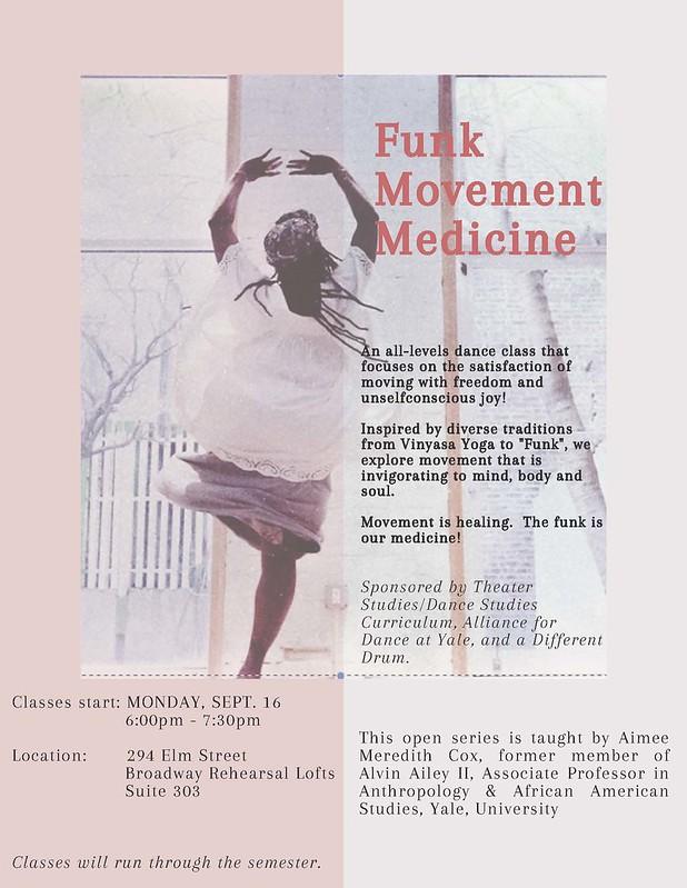 Image of Funk Movement Medicine