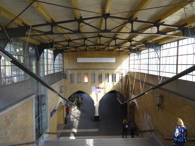 1898/1902 Berlin S-Bahnhof Friedrichshagen S3 von Carl Cornelius/Waldemar Suadicani Fürstenwalder Damm/Dahlwitzer Landstraße in 12587 Friedrichshagen