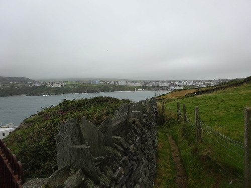 Walk along the coast, view to Port Erin | by Zugführer
