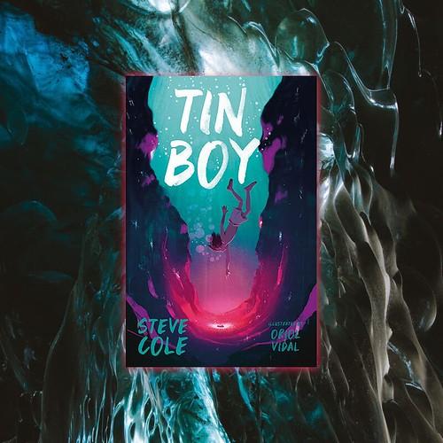 Steve Cole, Tin Boy
