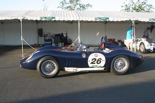 1957 Maserati 250 SI