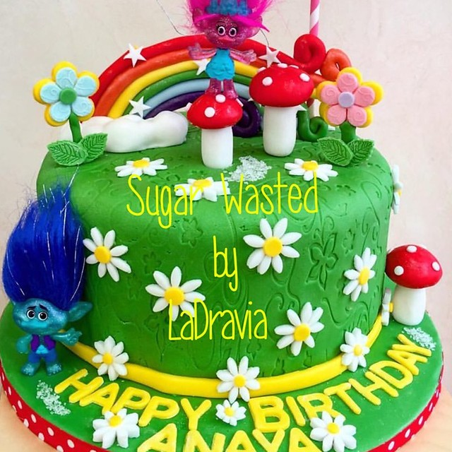 Cake by Sugar Wasted