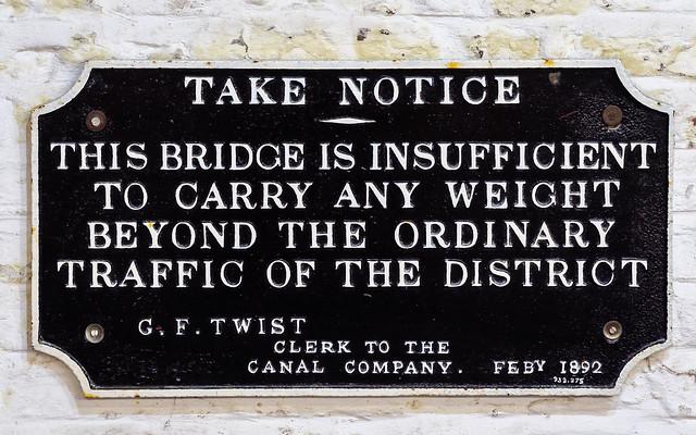 Sign, Ellesmere Port, Cheshire, UK, 2019.