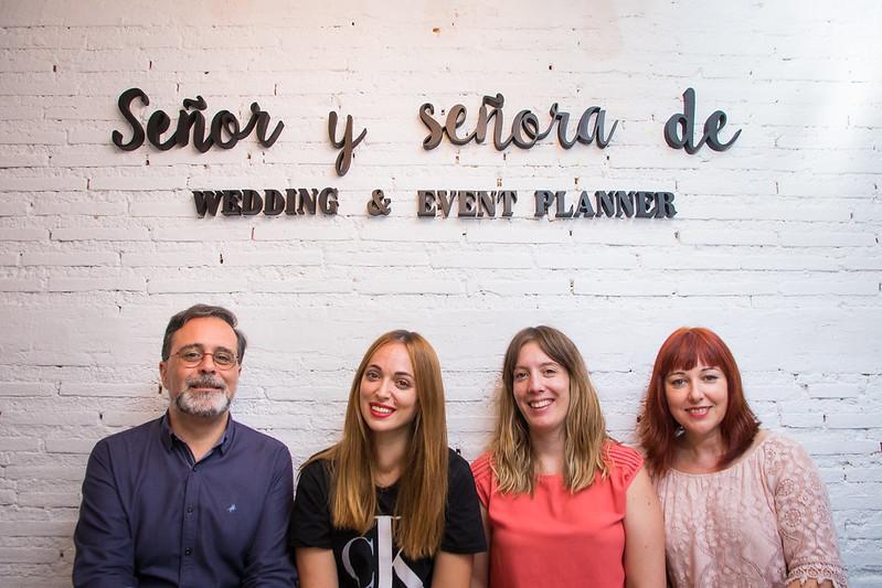 Tu Boda ira Bien T4 Señor y Señora de Vicente Biendicho Gloria Tabascar Lorena Aguilera y Pilar Ro