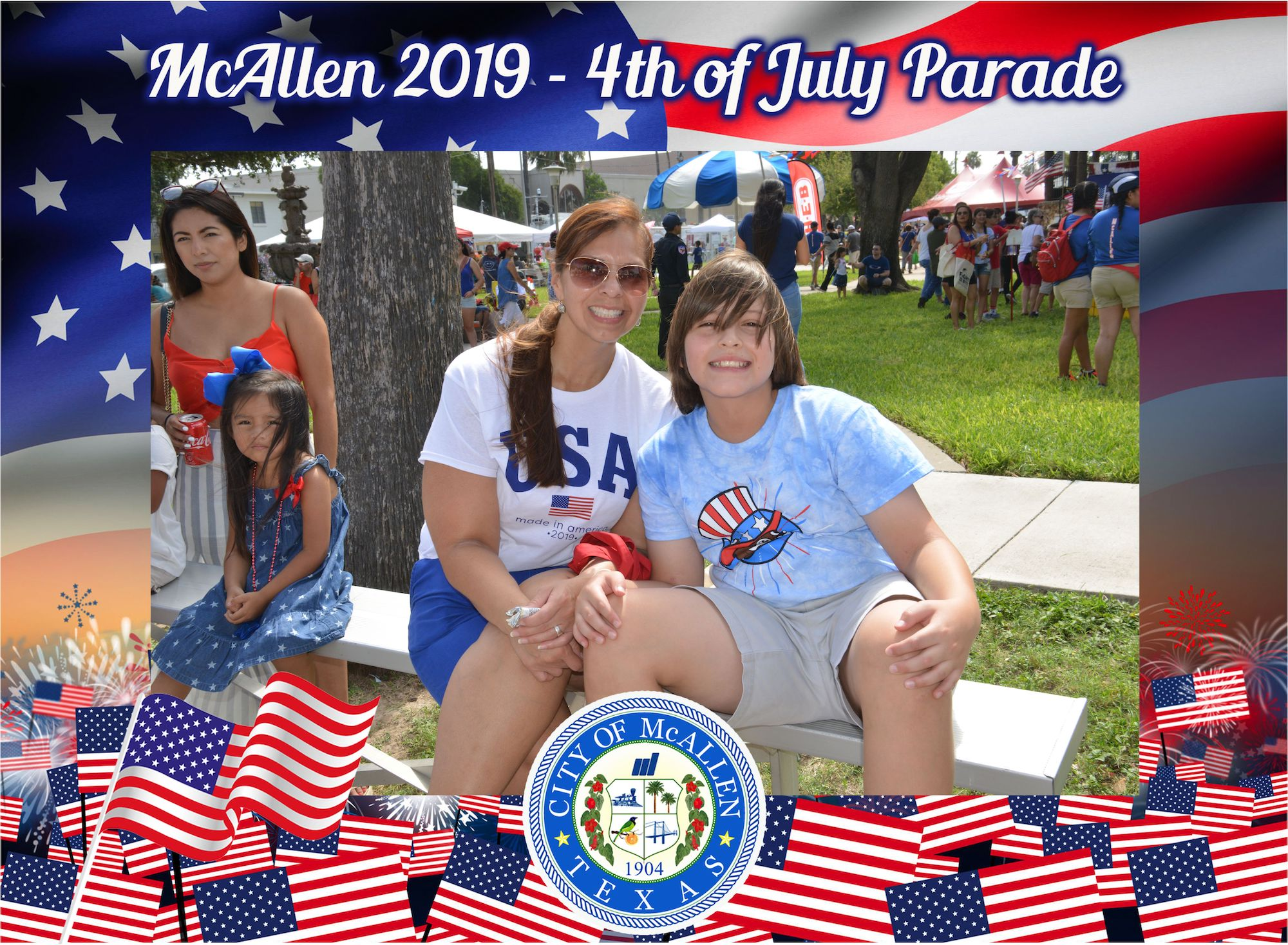 McAllen 4th of July Parade 2019 – Part 4