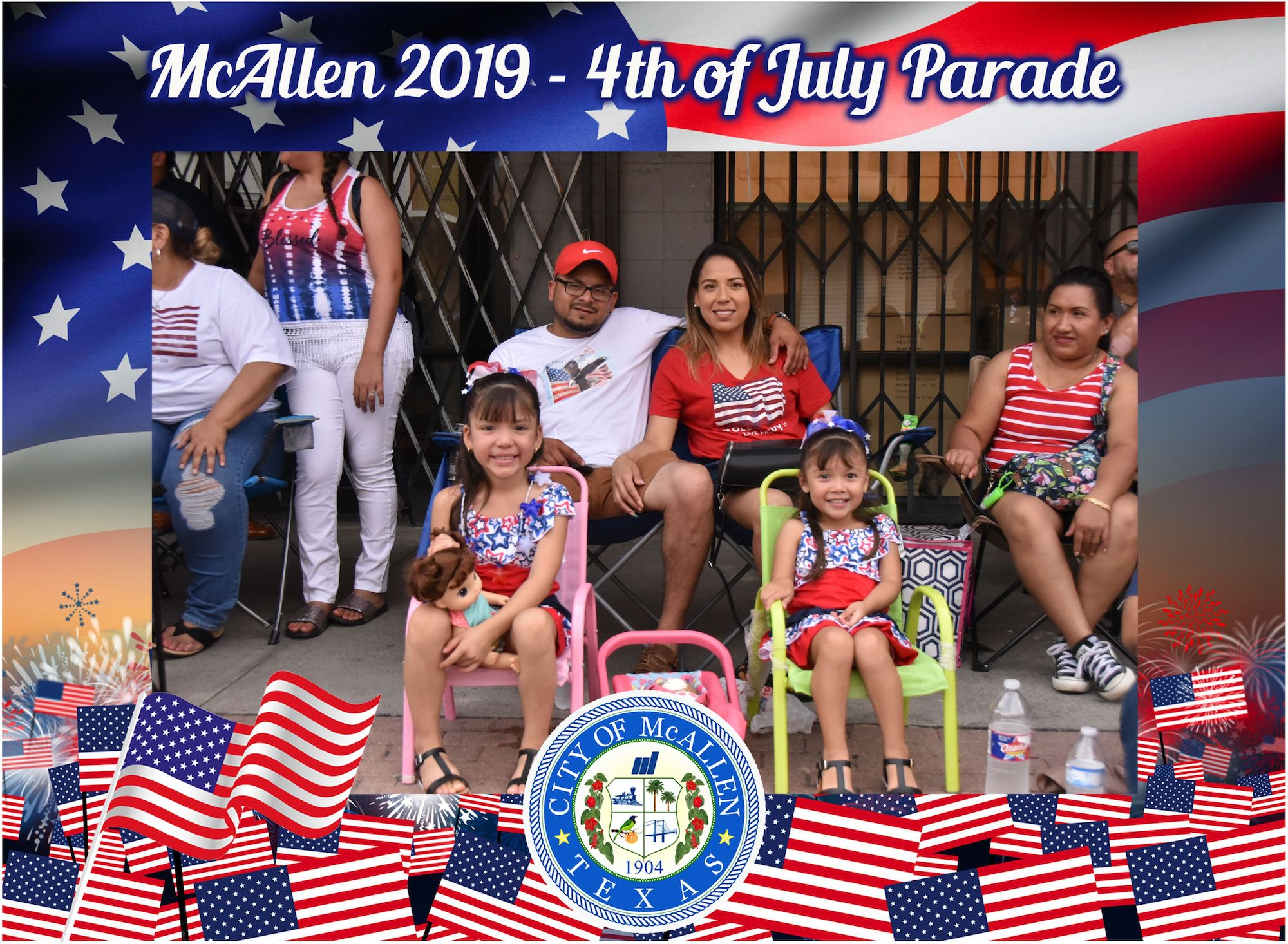 McAllen 4th of July Parade 2019 – Part 5