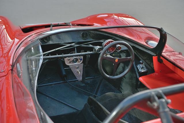 1969 Abarth 1300 Sport Spider SE010 Prototype de compétition