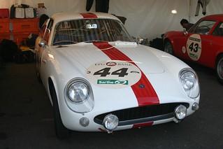 1960 OSCA 1601 GTS Zagato