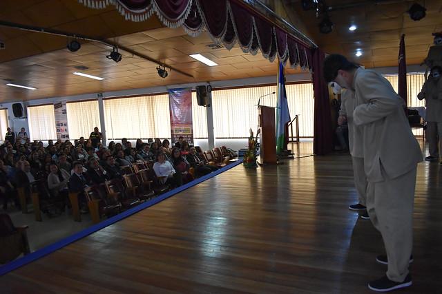 Inauguración XII Semana de la Calidad, Salud y Seguridad en el Trabajo