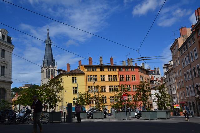 Lyon St Paul