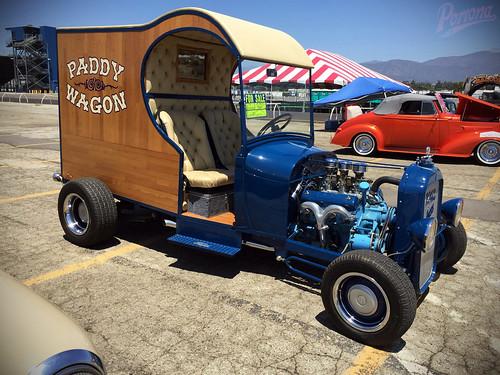 1912 Ford Paddy Wagon