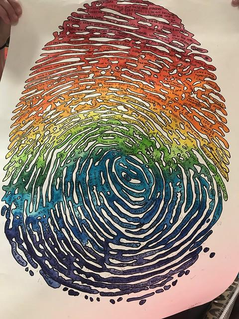 art 3 18x24 thumbprints