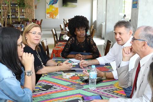 I Oficina de Pactuação Região Nordeste - Pernambuco/Bahia (PEBA)