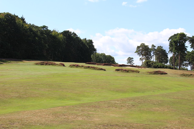 7th cross bunkers