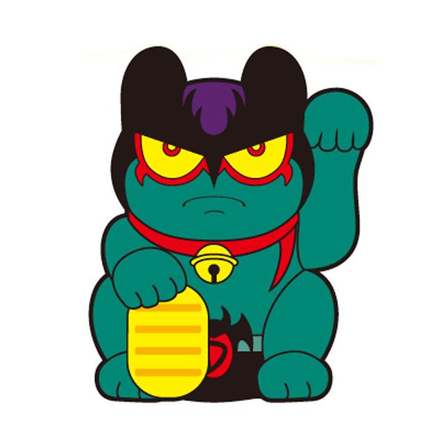 最可愛的反差萌!METALBOX 招財貓造型磁鐵 永井豪《無敵鐵金剛》與《惡魔人》(マジンガーZ デビルマン)