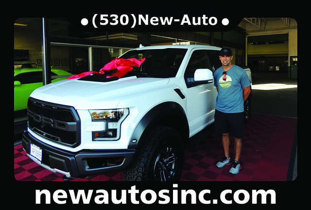2019 Ford F150 Raptor Pickup Truck