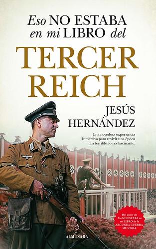 Portada Eso no estaba en mi libro del Tercer Reich