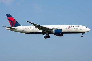 Delta Air Lines 777-232LR N709DN
