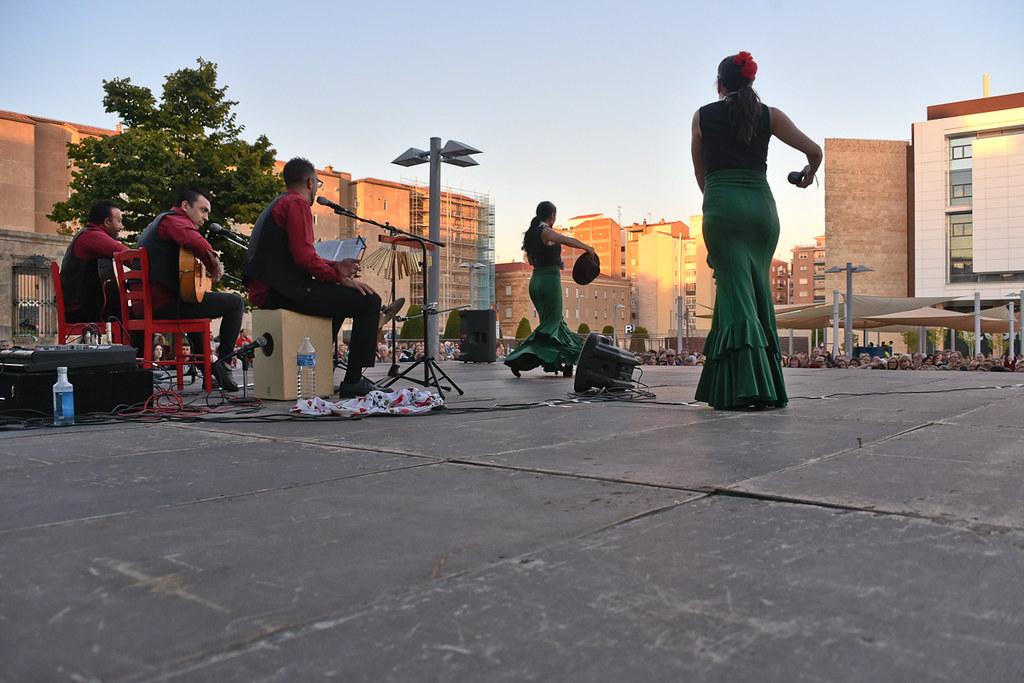 La danza es vida, Plaza de la Concordia Salamanca (31 de 38)