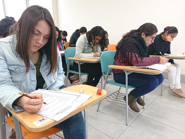 Asociación Peruana de Escuelas y  Facultades  de Obstetricia ASPEFOBST, con apoyo de la USMP, desarrolló Tercer Examen Nacional de Obstetras