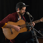 Wed, 11/09/2019 - 2:50pm - Devendra Banhart Live in Studio A, 9/11/2019 Photographer: Jake Lee