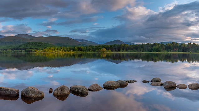 Loch Morlich Evening