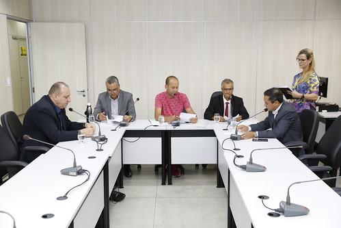 29ª Reunião – Ordinária -  Comissão de Saúde e Saneamento