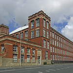 Old cotton mill