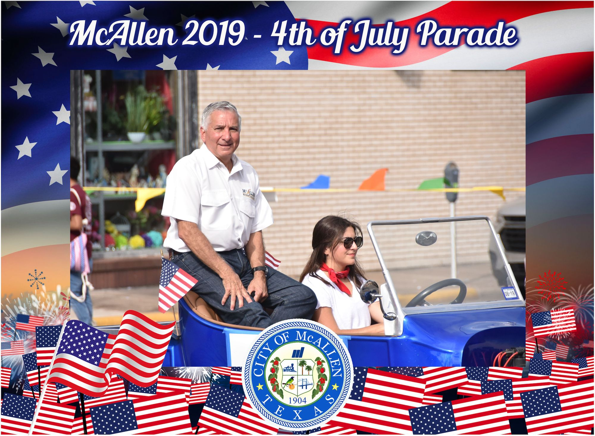 McAllen 4th of July Parade 2019 – Part 6
