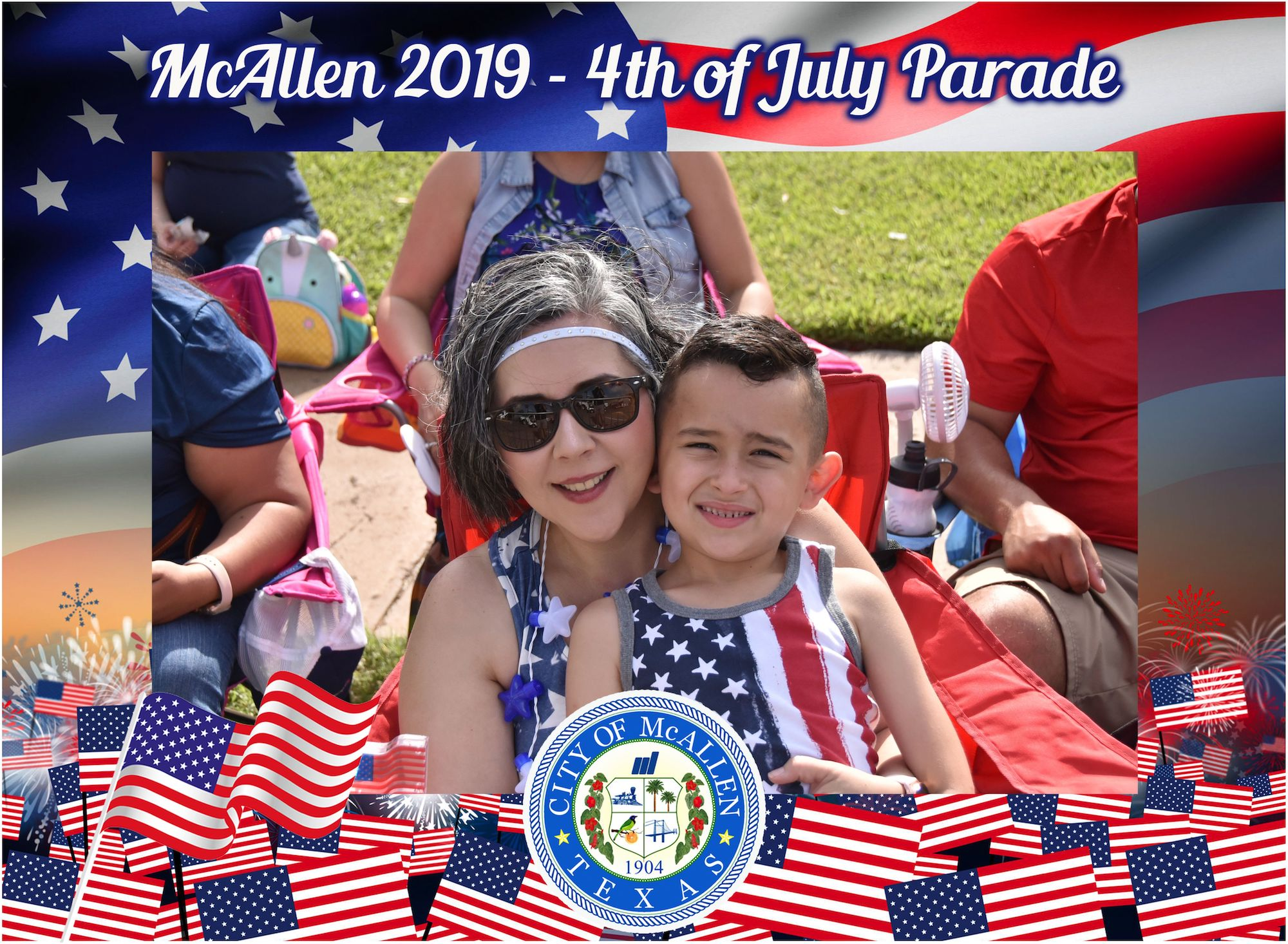 McAllen 4th of July Parade 2019 – Part 7