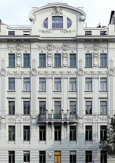 Wien - Rechte Wienzeile 59 a