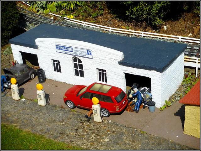 Motor & Petrol Garage ...