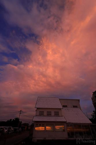 SORA the sky 2019. 09. 07.