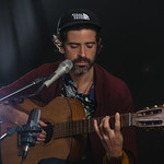 Wed, 11/09/2019 - 2:45pm - Devendra Banhart Live in Studio A, 9/11/2019 Photographer: Jake Lee
