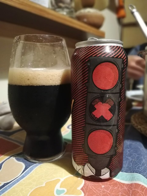Collective arts brewing Stranger than fiction